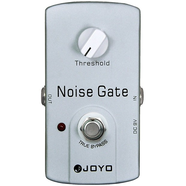 joyo jf 31 noise gate noise reduction guitar effect pedal reverb. Black Bedroom Furniture Sets. Home Design Ideas