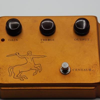 Klon Centaur Professional Overdrive (Horsie) 2000s Gold