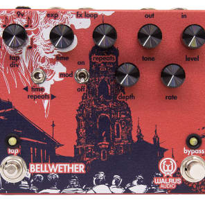 Walrus Audio Bellwether Analog Delay with Tap Tempo for sale