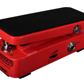 Hotone Soul Press Wah / Volume / Expression Red for sale