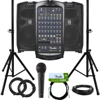 Fender Passport Venue Portable PA System w/ Microphone
