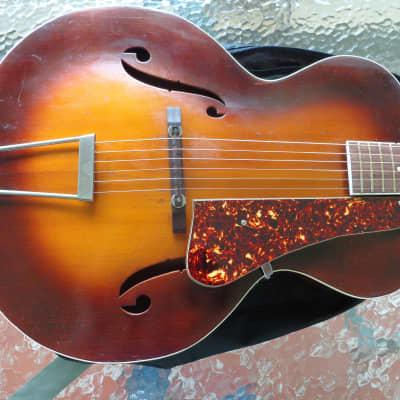 1930's Slingerland Songster Archtop Guitar - Fresh Setup for sale