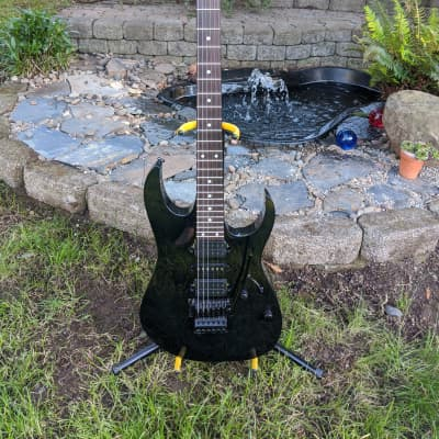 Ibanez Genesis RG570 2018 Black for sale