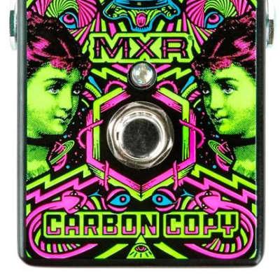 MXR ILOVEDUST CARBON COPY ANALOG DELAY ILD169 POWER SUPPLY ADAPTER 9V