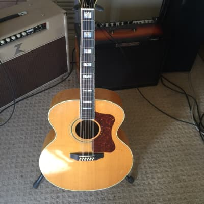 Guild 1979 12-string F-412 maple arch back 1979 Maple for sale