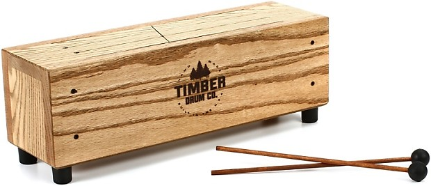 timber drum company slit tongue log drum gearnuts reverb. Black Bedroom Furniture Sets. Home Design Ideas