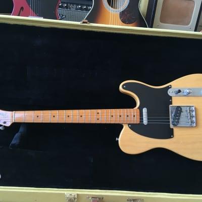 Fender American Vintage '52 Telecaster Butterscotch Blonde 2000s