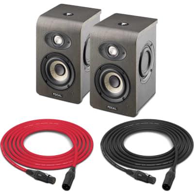 Focal Shape 40 | Nearfield Monitoring Speakers Stereo Pair | Pro Audio LA