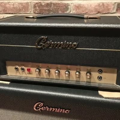 Germino Master Lead 55 Amplifier Head for sale