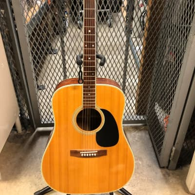 Takamine F-360S Natural 1975 for sale
