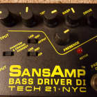 Tech 21 SansAmp Bass Driver DI image