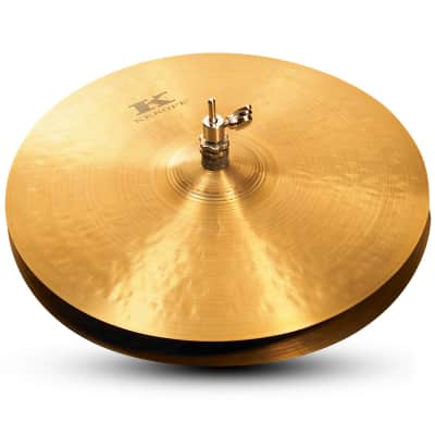 "Zildjian 14"" K Kerope Hi-Hat Cymbals (Pair)"