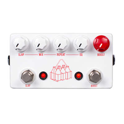 JHS The Milkman Echo/Slap/Delay/Boost Guitar Pedal for sale