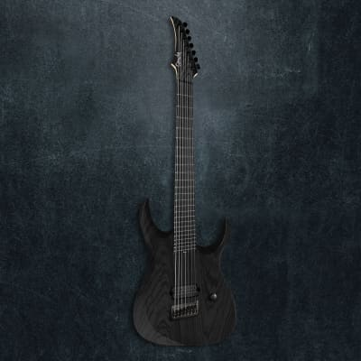 Ormsby DC GTR 6 string Multiscale 2020 Max Black for sale