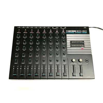 Boss BX-80 8-Channel Stereo Mixer