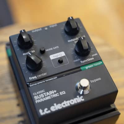 TC Electronic Classic Sustain+Parametric EQ for sale