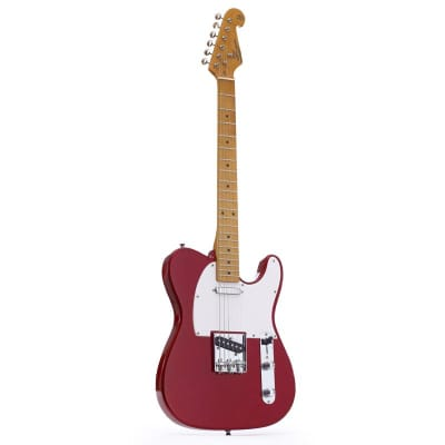SX Electric Guitar TC - Red for sale