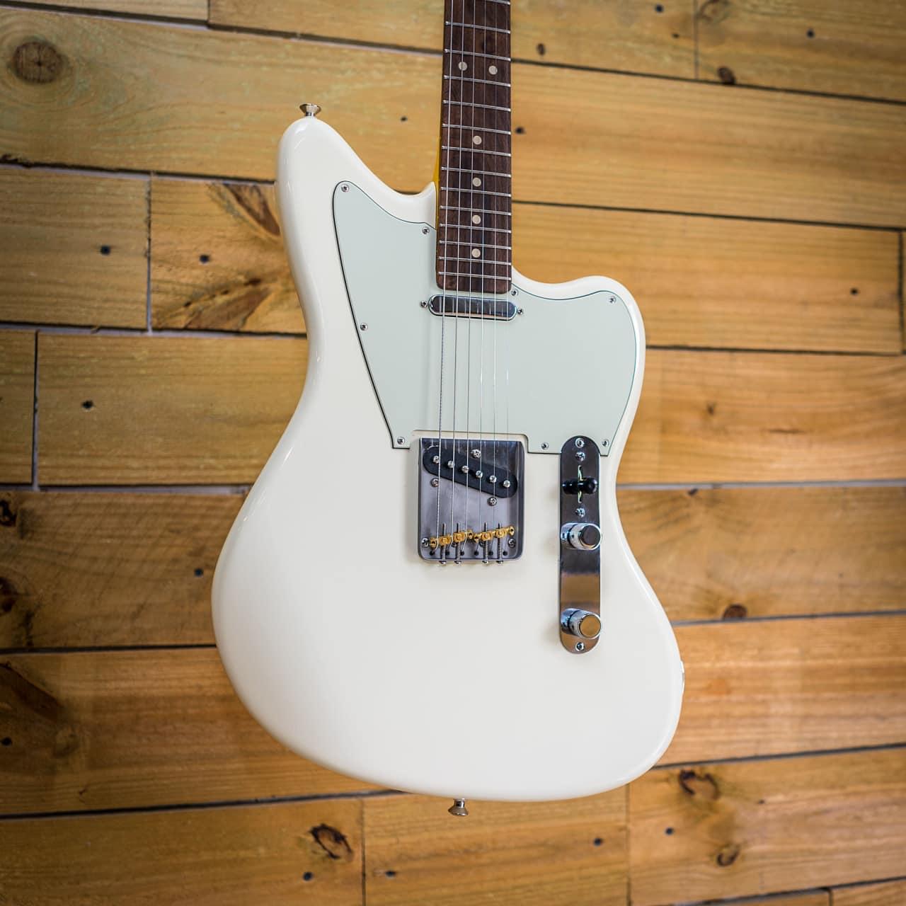 2016 Fender American Standard Offset Telecaster W Warmoth