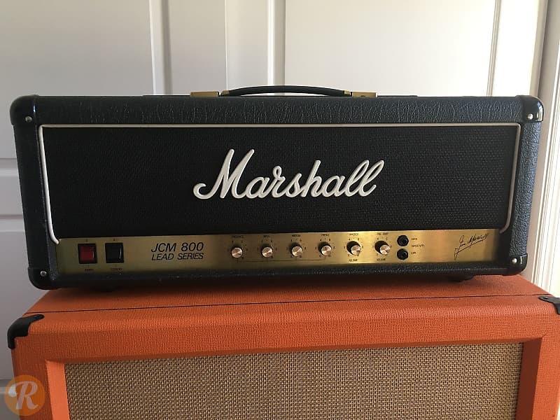 marshall 2203 jcm 800 reissue guitar amplifier head price reverb. Black Bedroom Furniture Sets. Home Design Ideas