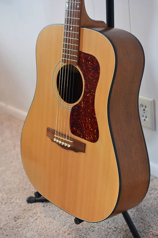 Guild D4 Acoustic Guitar - 1998 - Made in Westerly RI, USA