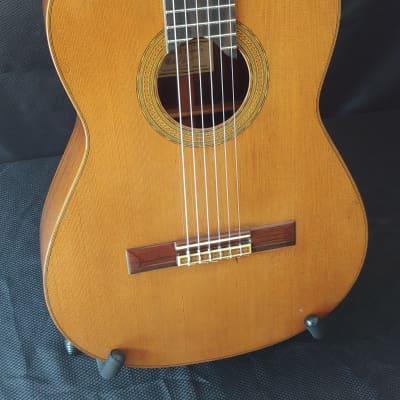 1994 Michael Thames Rosewood and Cedar Classical Guitar
