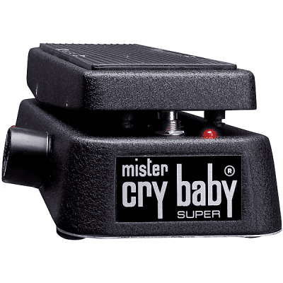 Dunlop EW-95V Mister Cry Baby Super Volume Wah