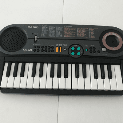 Casio SK-60 32-Key Sampling Keyboard