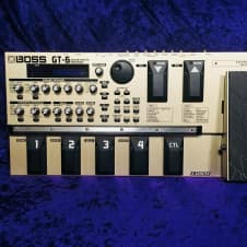 Boss GT-6 Multi Effects Processor