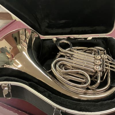 Holton H179 Farkas Double French Horn Nickel Silver