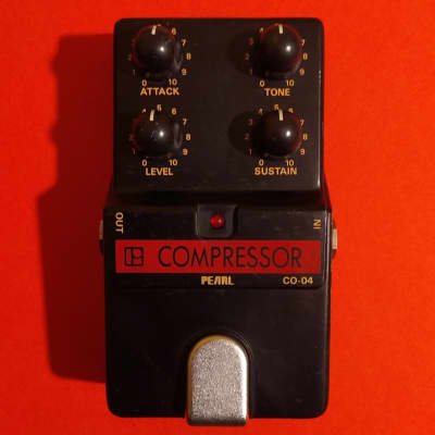 Pearl CO-04 Compressor made in Japan - CA3080 IC
