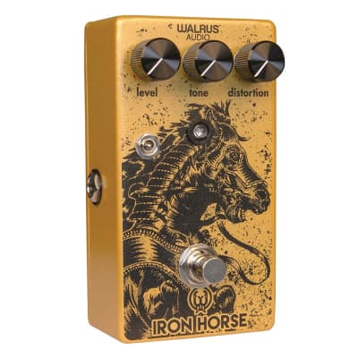 Walrus Audio Iron Horse Distortion V2 LM308 for sale