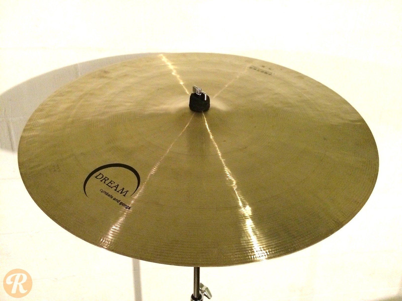 dream cymbals 24 contact small bell flat ride reverb. Black Bedroom Furniture Sets. Home Design Ideas