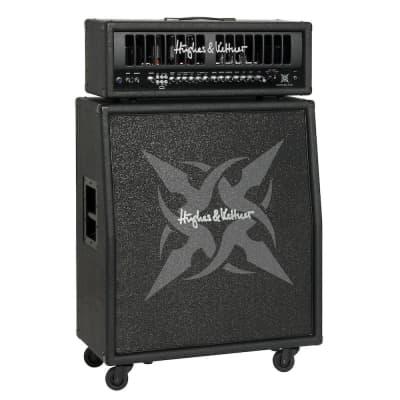 "Hughes & Kettner Core Blade 4-Channel 100-Watt 4x12"" Guitar Amp Half Stack"