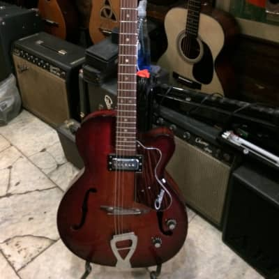 Contessa Archtop 1960's for sale