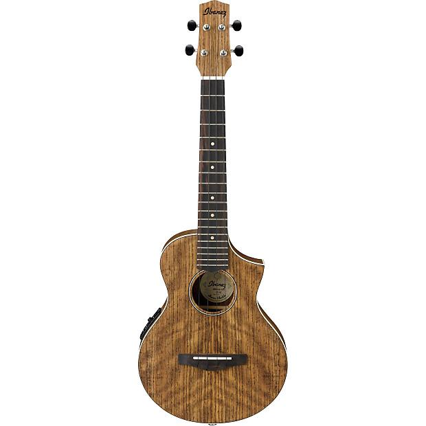 ibanez uewt14e acoustic electric tenor ukulele ovangkol reverb. Black Bedroom Furniture Sets. Home Design Ideas