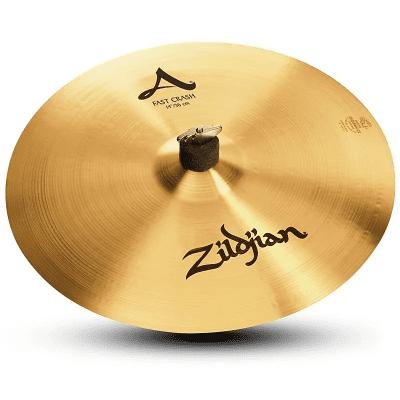 "Zildjian 14"" A Series Fast Crash Cymbal"