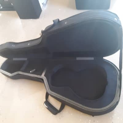 Tric  Case For Art And Lutherie AMI Parlor Nylon  Black for sale