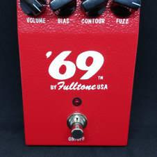 Fulltone 69 Fuzz (V1) 2007 (2x NKT275s)