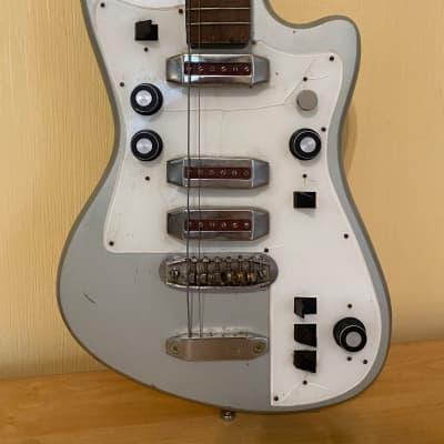 Formanta Solo-ll USSR Soviet Electric Guitar Vintage for sale