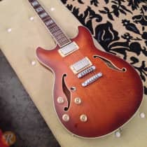 Ibanez Artcore AS83 2000s Violin Sunburst image