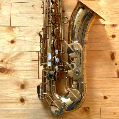 Keilwerth Toneking Special Tenor Saxophone 1980