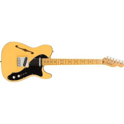Fender Britt Daniel Telecaster Thinline - Maple, Amarillo Gold for sale