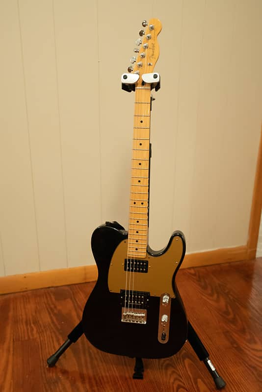 fender blacktop telecaster hh mods heavily modified fender blacktop  telecaster hh 2011 black | reverb