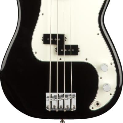 Fender Player Precision Bass Maple Fingerboard Black