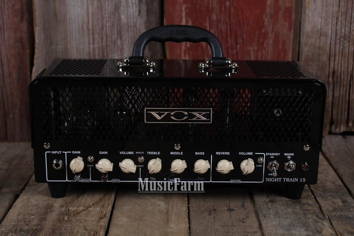 vox night train nt15h g2 electric guitar amplifier head 15. Black Bedroom Furniture Sets. Home Design Ideas