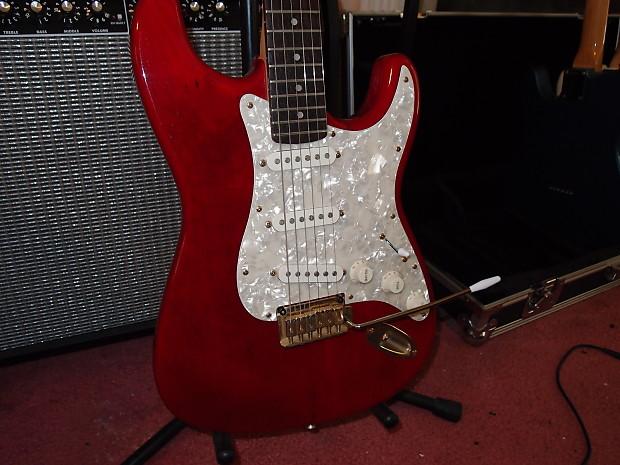 Hohner Professional St 59 Stratocaster 1980 S Reverb