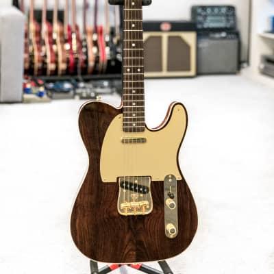 2016 Fender Custom Shop Artisan Telecaster Figured Rosewood