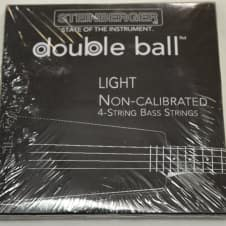 Steinberger Standard Light Non Calibrated 4 String Bass set image
