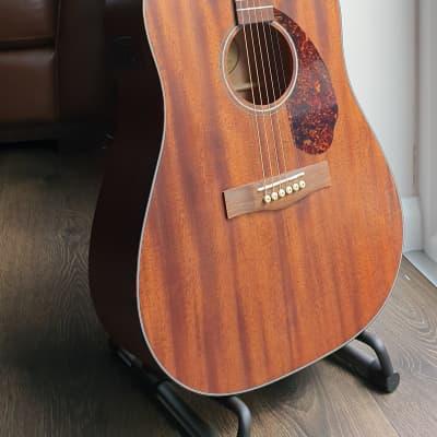 Fender Fender CD-60SCE All Mahogany Satin FSR (Fender Special Run) Professional Series 2020 Mahogony for sale