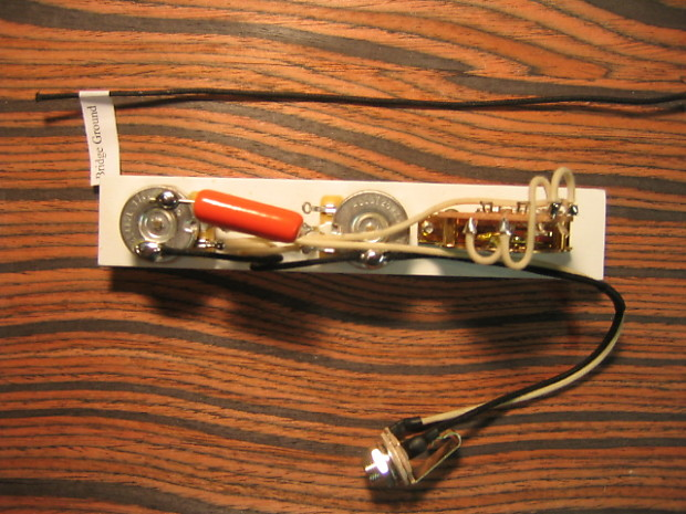 K D Paulus Guitar Parts Wiring Harness for Telecaster - | Reverb Reverse Tele Wiring Harness on dog harness, engine harness, oxygen sensor extension harness, suspension harness, alpine stereo harness, maxi-seal harness, obd0 to obd1 conversion harness, pet harness, pony harness, cable harness, nakamichi harness, electrical harness, amp bypass harness, battery harness, radio harness, fall protection harness, safety harness,